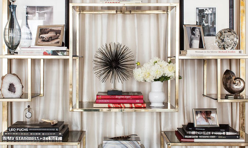 Live Stylish Daily's How to Style a Bookshelf