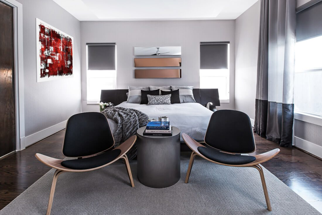 Couture Modern Residence - Contour Interior Design