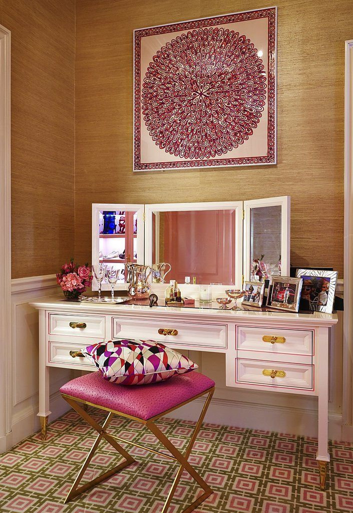 Live Stylish Daily's Pink Interior Design