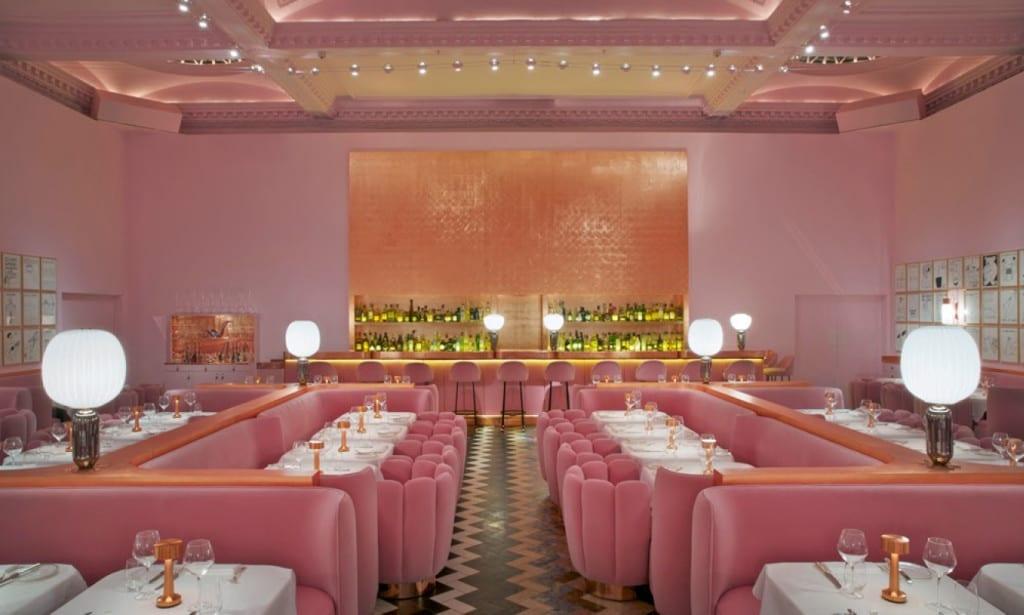 Live Stylish Daily's Pink Interior Design