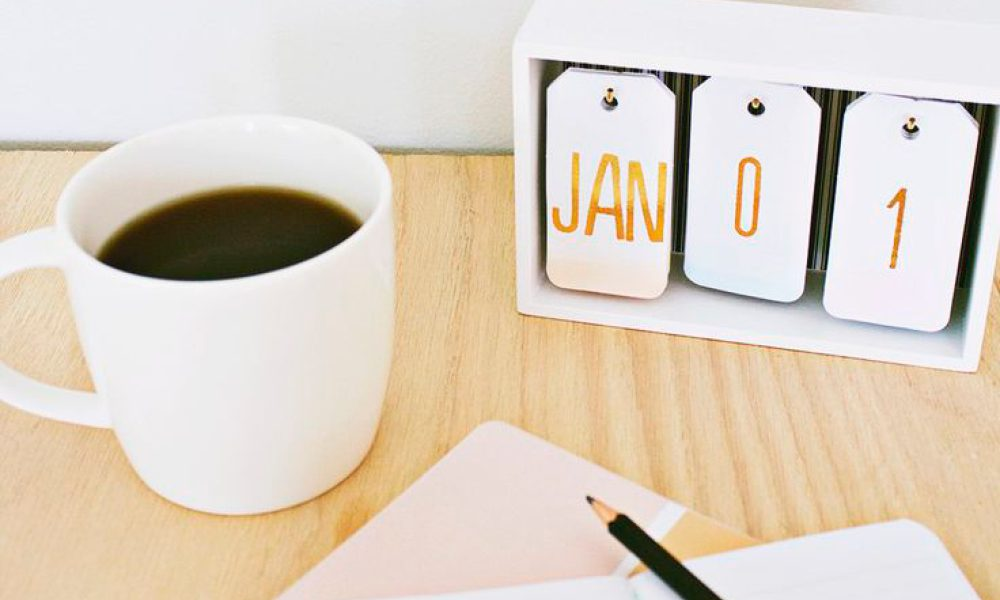 How to set powerful goals and resolutions for the New Year