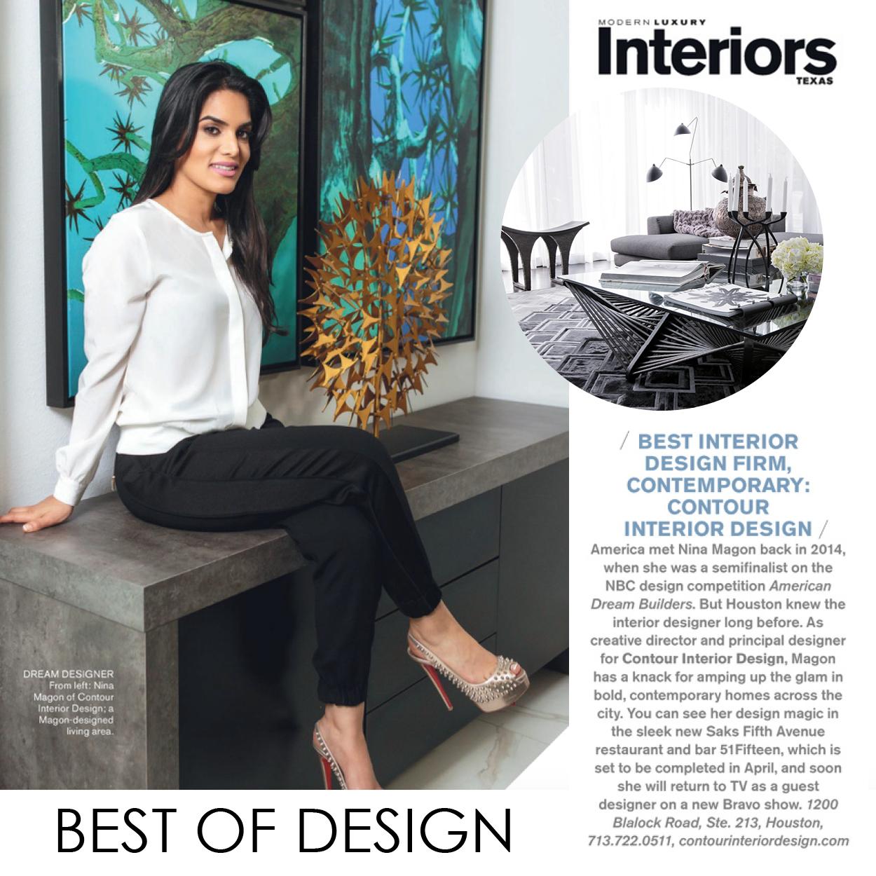 best in texas contour interior design contour interior design