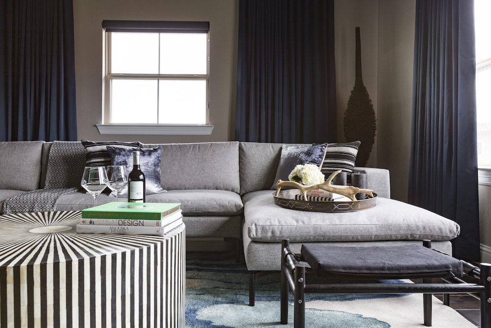 Eclectic modern contour interior design for Modern eclectic interiors