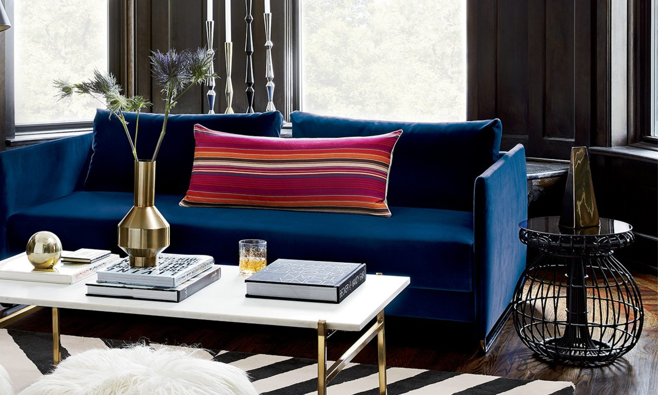 FAVORITE FURNITURE FINDS CBS PREFALL COLLECTION Contour - Cb2 haven coffee table