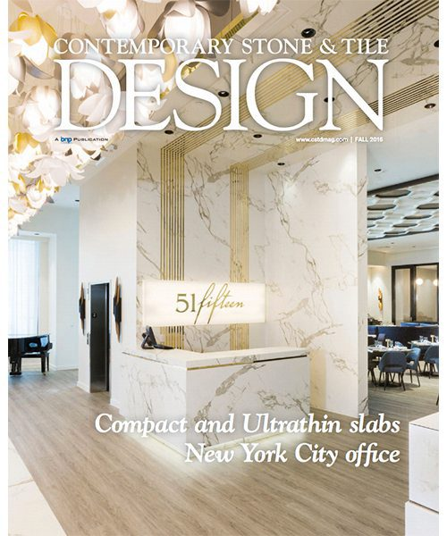 Contemporary stone tile design sept 2016