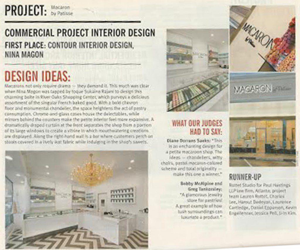 Press Contour Interior Design