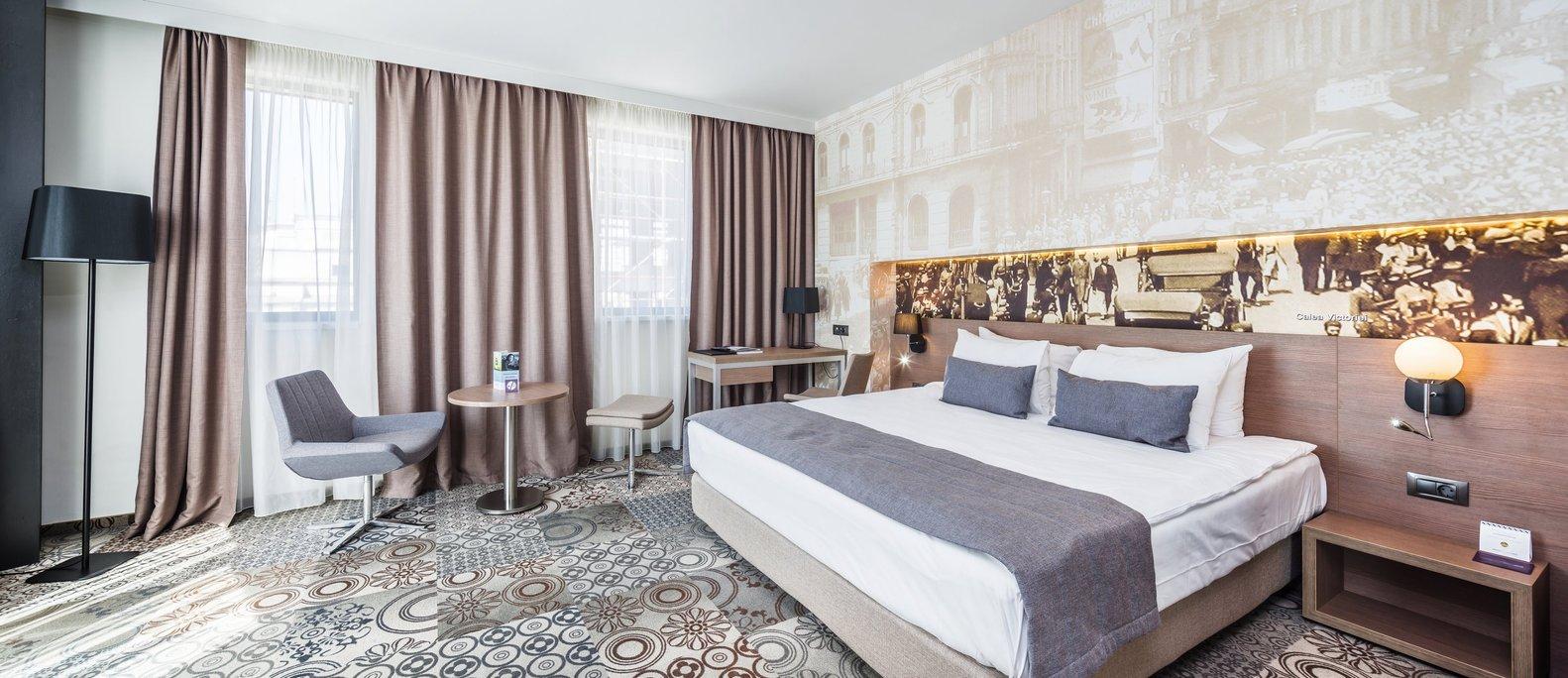 Mercure Hotel by Arhi Grup Architects in Bucharest . 2015