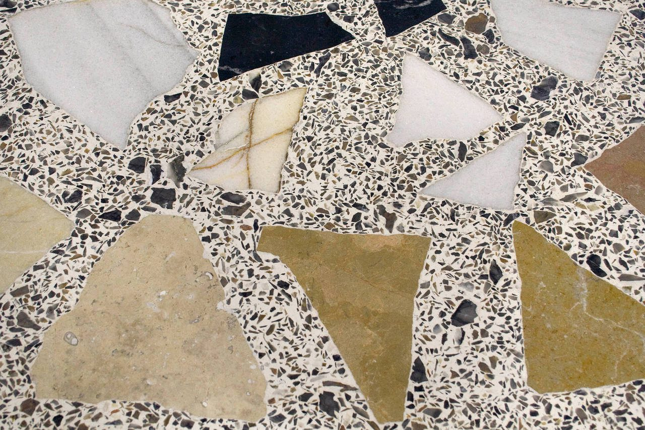 Pins Of The Week Terrazzo Floor Inspirations Contour