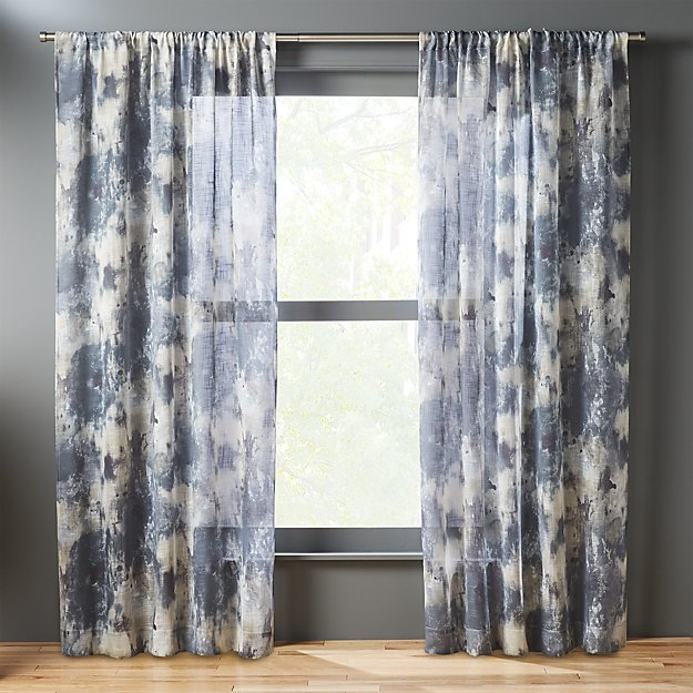 ikat-curtain-panel