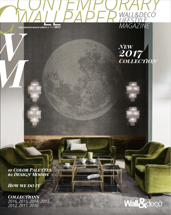 Wall&deco Magazine