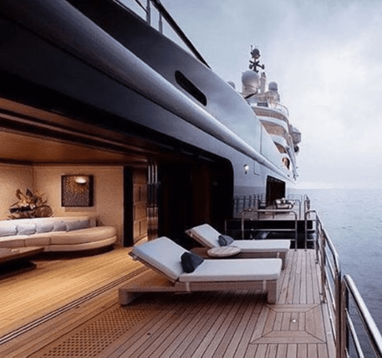 Super Yacht Interior Design Inspirations Contour